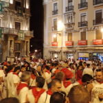 Memories of Running of the Bulls