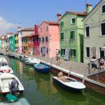 Visions of Burano Italy